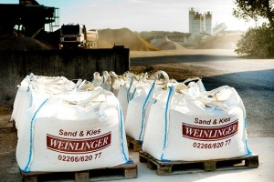 Weinlinger - Sand & Kies